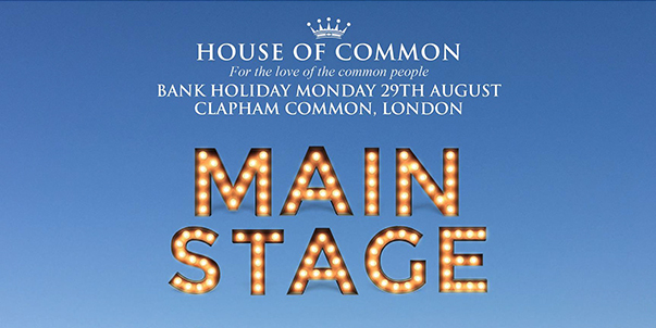 SET TIMES & MAP! | House of Common