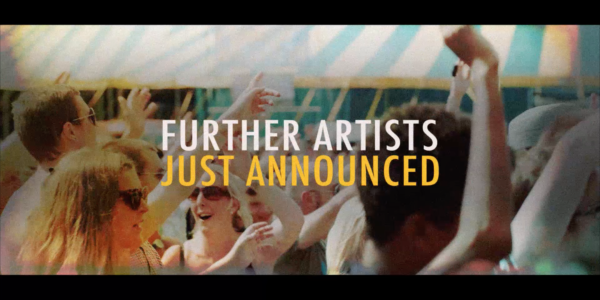 More artists announced